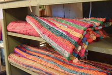 Load image into Gallery viewer, Boho Rag Rugs