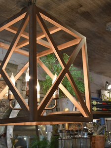 Geometric Chandelier - Free Shipping!