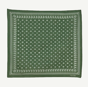 Super Soft Bandana in Boxwood Green