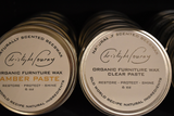 Christophe Pourny Organic Furniture Wax Paste