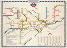 Load image into Gallery viewer, london-underground-map
