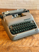 Load image into Gallery viewer, VINTAGE STERLING SMITH CORONA TYPEWRITER