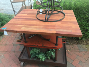 Industrial Crank Table