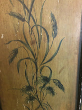 Load image into Gallery viewer, 19th Century Hand Painted Two Sided French Panels