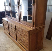 Load image into Gallery viewer, Stunning 106 Drawer General Store Cabinet