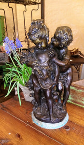 Beautiful Children's Whisper Statue
