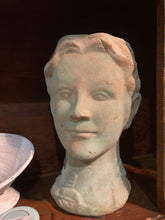 Load image into Gallery viewer, Youthful Female Bust Vase
