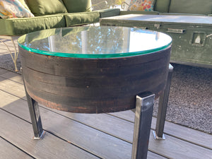 Mancave Worthy Wheel Mold Table