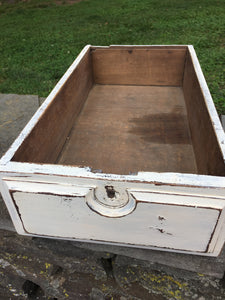 Vintage Wood Drawer