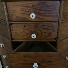 Load image into Gallery viewer, 98 Drawers! Hardware Store Revolving Cabinet