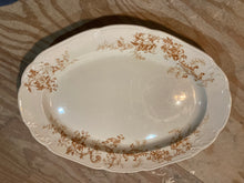 Load image into Gallery viewer, English Transfer-ware Ironstone Platter