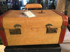 Vintage Train Case Price Reduced!
