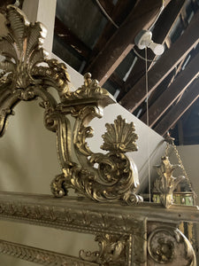 Beautiful Italian Ornate Mirror