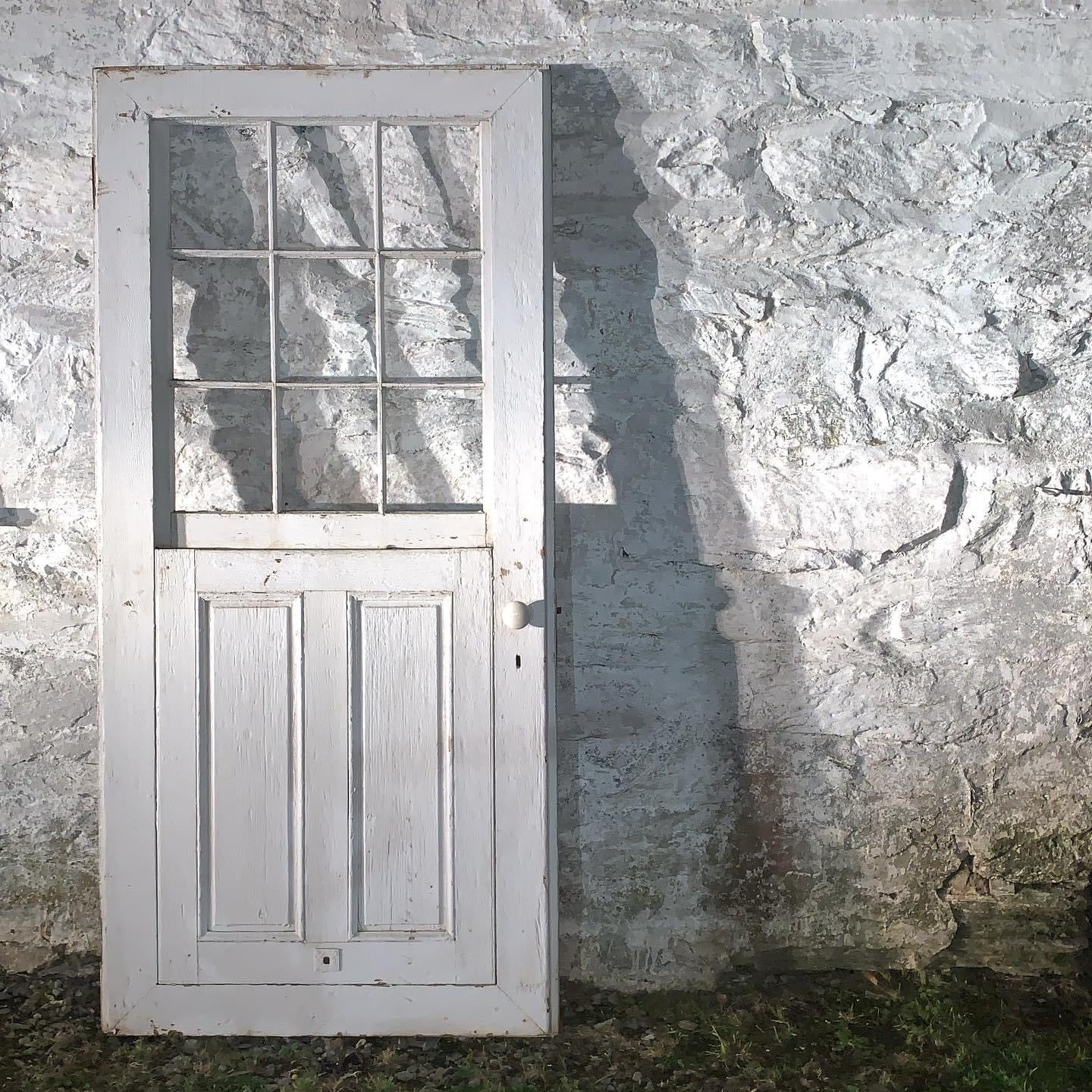 Vintage Farmhouse Door