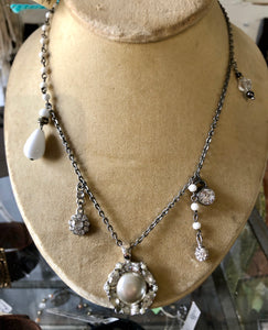 Handmade Vintage Findings Necklace 2