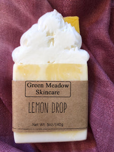 Adorable Handmade Decorated Natural Soaps by Local Artist