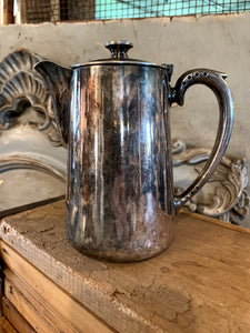Vintage Hotel Silver Tea/Coffee Pot