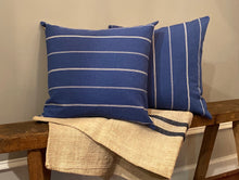 Load image into Gallery viewer, WOW Markdown Pair of Fabulous Designer Handmade Pillows
