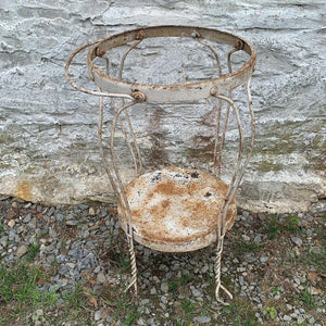 Perfectly Weathered Wash Stand