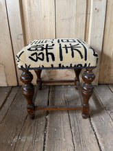 Load image into Gallery viewer, Upholstered Ottoman/Stool