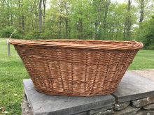 Load image into Gallery viewer, Vintage Laundry Basket