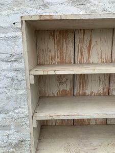 Vintage Wood Shelf