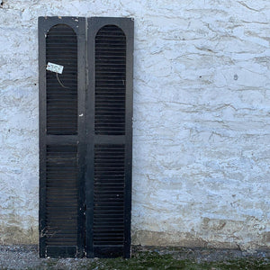 Weathered Vintage Shutters