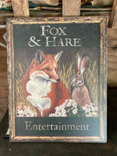 Load image into Gallery viewer, Fox & Hare