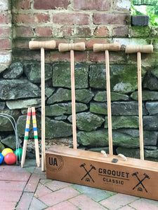 Let's play Croquet!