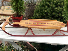 Load image into Gallery viewer, VINTAGE GLADDING SPEEDWAY SLED