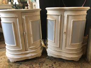 Pair of Vintage Side Tables