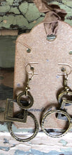 Load image into Gallery viewer, Handmade One of a Kind Earrings