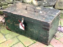 Load image into Gallery viewer, VINTAGE COBBLERS TOOL BOX