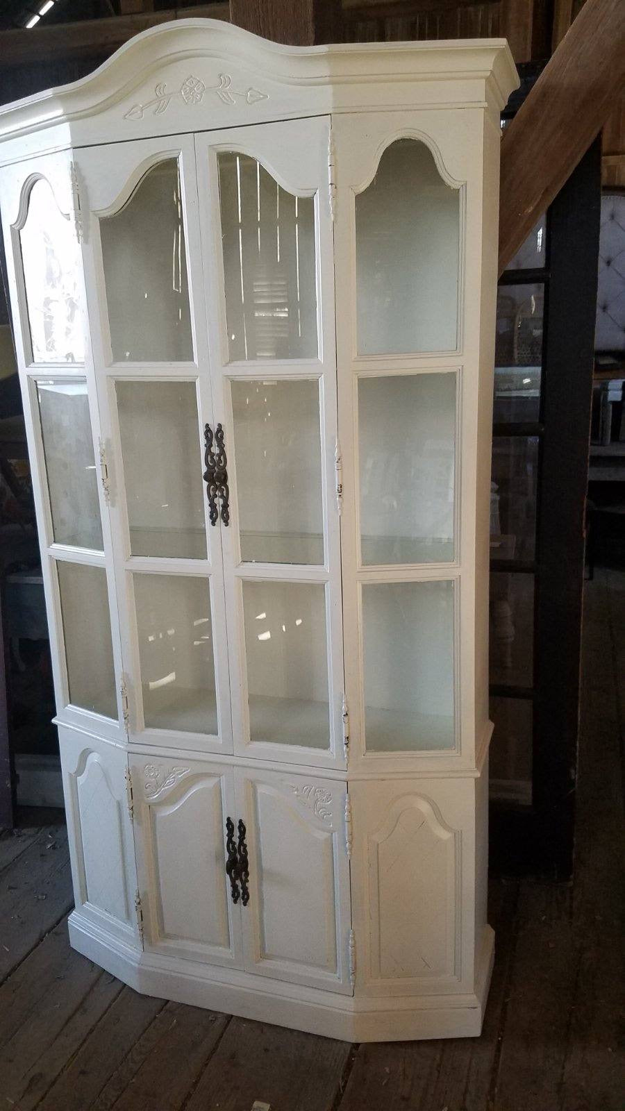 White China Hutch