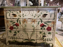 Load image into Gallery viewer, Botanical Painted Dresser