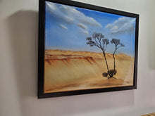 "Load image into Gallery viewer, ""Solitude"" Original Work of Art by Local Artist"