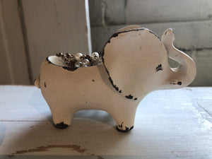 Littlest Elephant Jewelry Holder