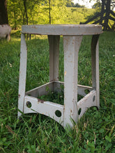 Load image into Gallery viewer, Petite Industrial Stool