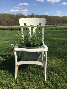 Vintage Cottage Chair