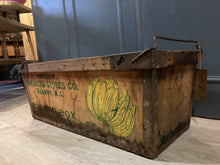 Load image into Gallery viewer, Vintage Bananas Crate