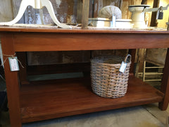 Vintage Work Table just REDUCED by $100!