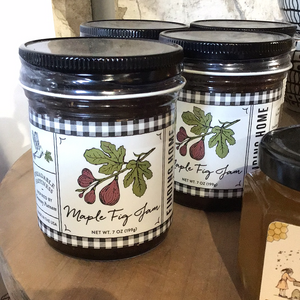 Maple Fig Jam