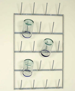Wine Bottle, Glass holding rack