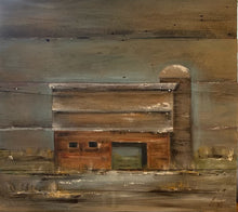 Load image into Gallery viewer, Brown Barn by Molly Susan Strong