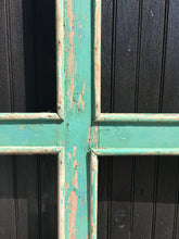 Load image into Gallery viewer, WOW! Nearly 8' of Vintage Weathered Amazingness in this Statement Making Frame