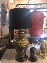 Load image into Gallery viewer, Pair of Solid Brass Vintage Lamps