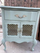 Load image into Gallery viewer, Vintage French Provencial Nightstand/End Table