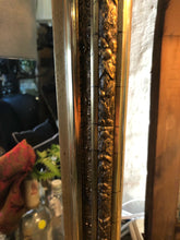 Load image into Gallery viewer, Beautiful Old Gilt Mirror