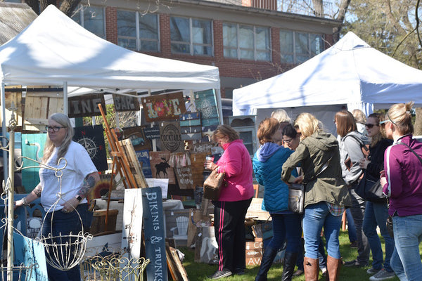 Market Days Vendor Four Spaces