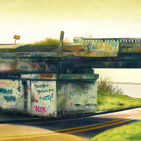 The Graffiti Bridge